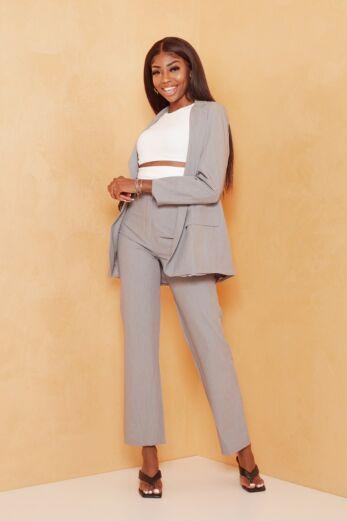 Solitude Pantalon Grey