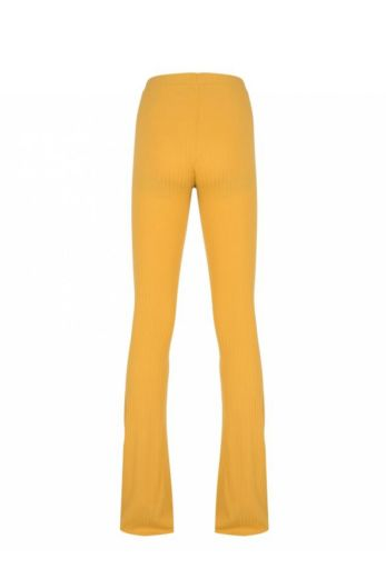Flare Pants Yellow