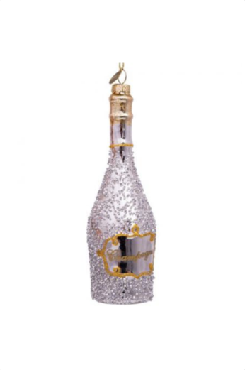 Eve Champagne Bottle Silver/Gold