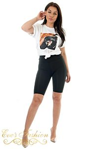Killin' It Cycling Short Black