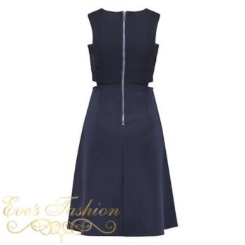 Barcelona Dress Blue