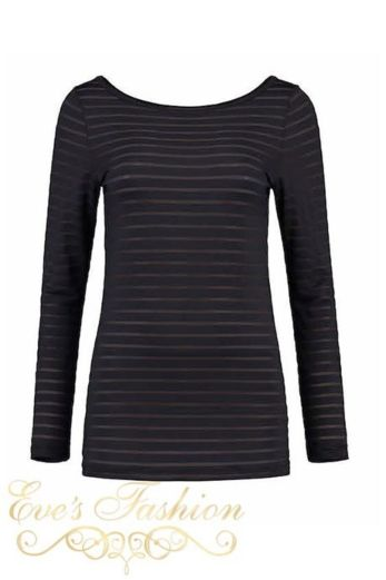Labee - Tally Shirt Black