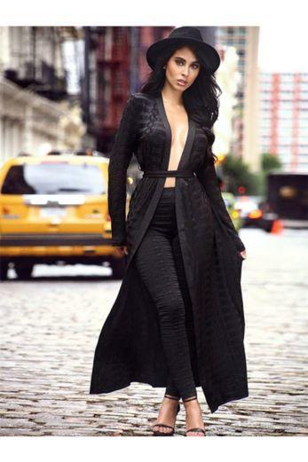 Iconic Vest Black