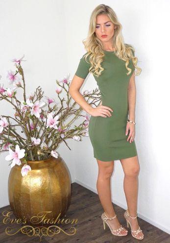Fiona Dress Army