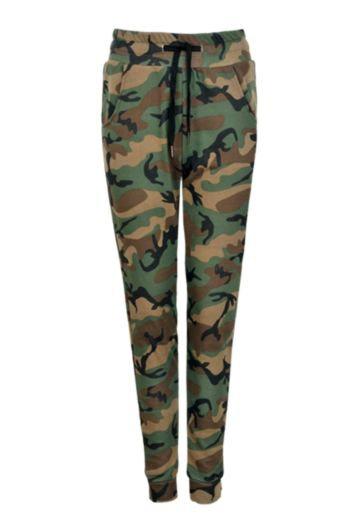 LA Sisters - Camouflage Sweatpants