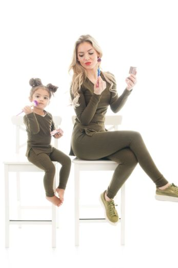 By Veer - Legging Army Green