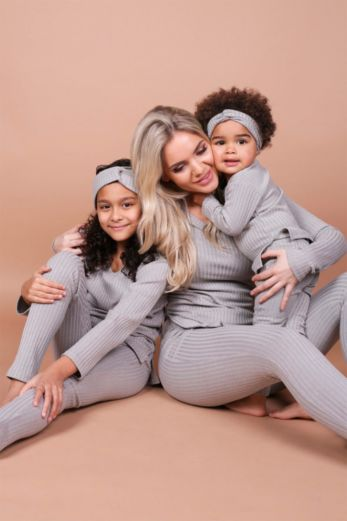 By Veer - Kids Legging Light Grey