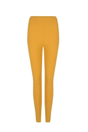 By Veer Legging Yellow Front