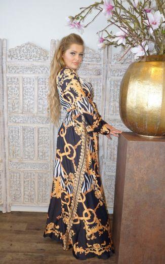 Sienna Dress Long