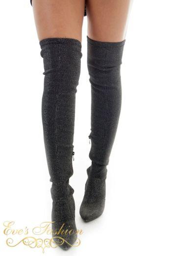 Gina Sparkle Thigh High boots