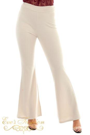 Eve Flare Pants Basic Black Close