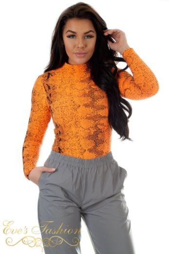Rania Snake Body Orange