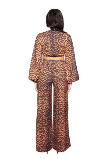 Leopard Two Piece