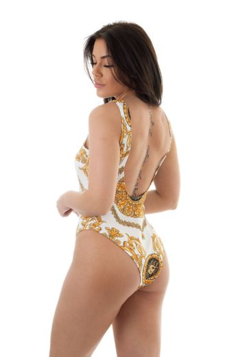 Million Bathingsuit White Gold