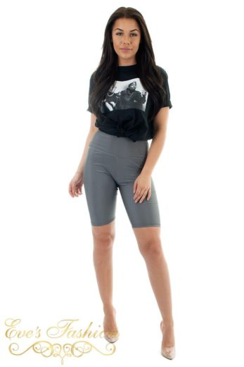 Killin' It Cycling Short Dark Grey