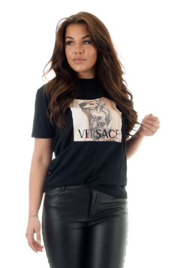 Eve Renaissance Tee Front Close
