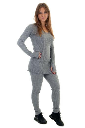 Eve Gigi Comfy Two Piece Grey Side