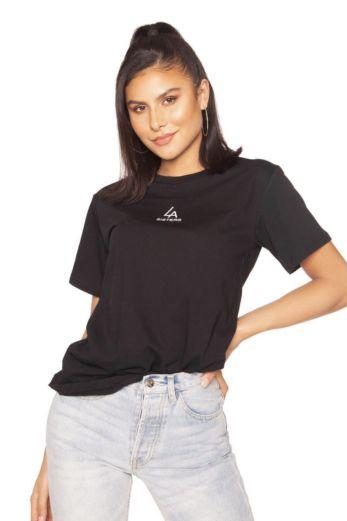 Basic Mini Logo Tee Black