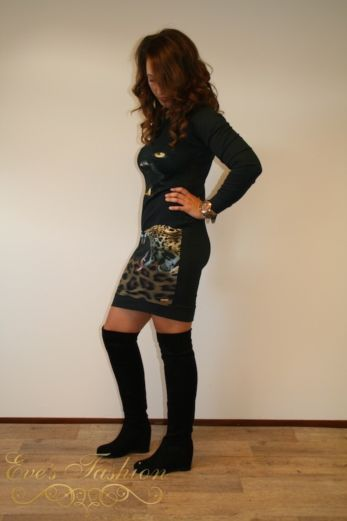 Eve - Over the knee boots