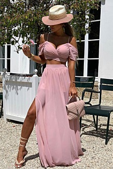Fab Blossom Two Piece Pink
